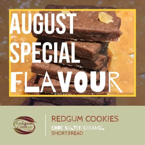 Redgum Cookies - Pure Artisan Treats